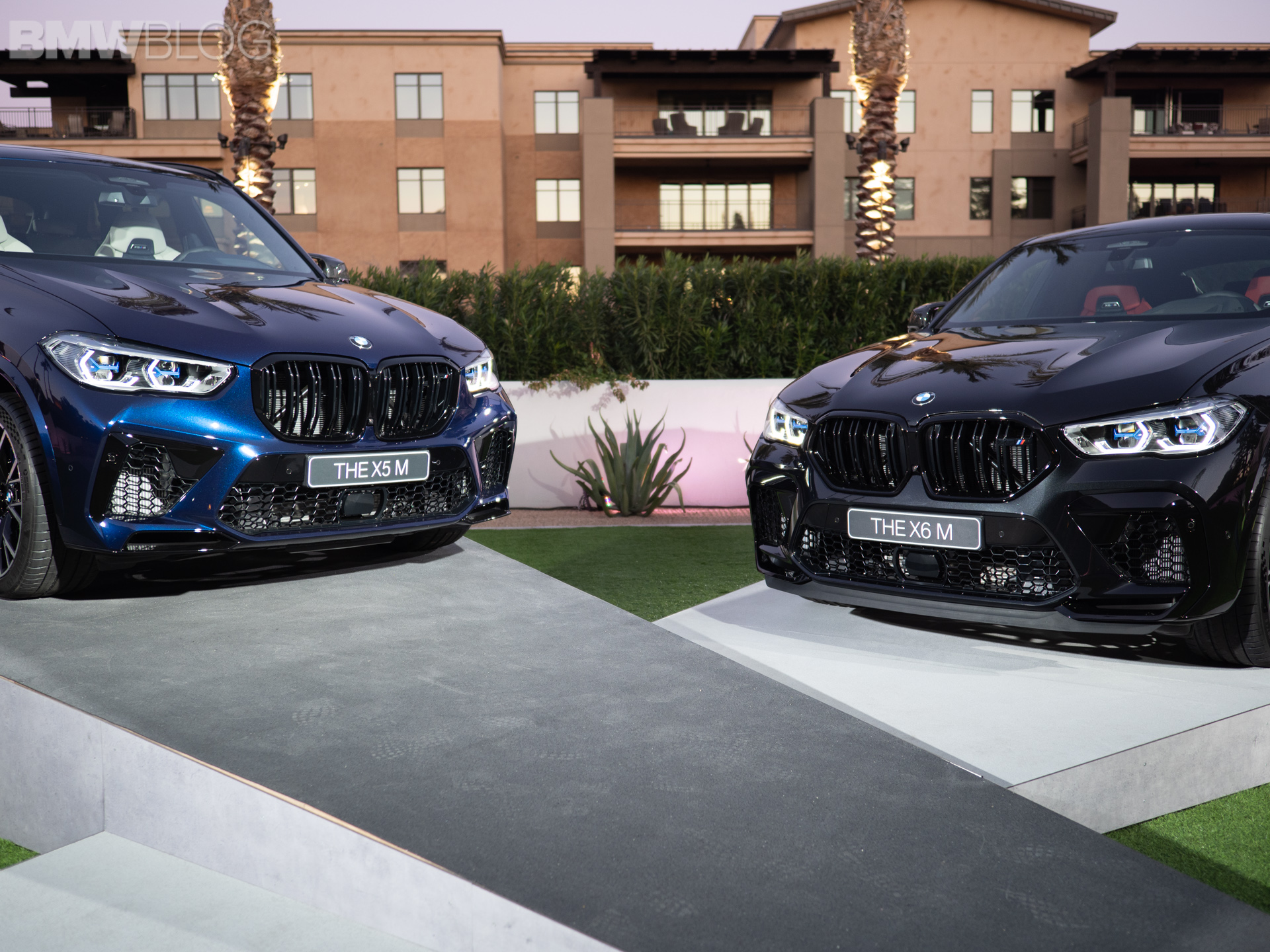 2020 BMW X5M Competition Tanzanite Blue 26