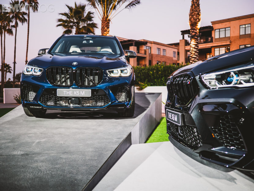 2020 BMW X5M Competition Tanzanite Blue 28 830x623