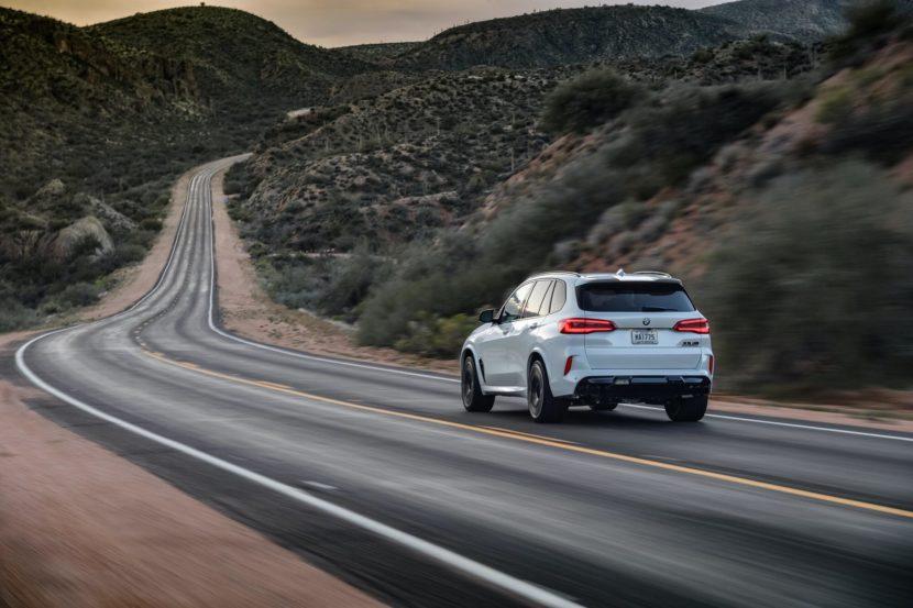 2020 BMW X5M Mineral White 28 830x553