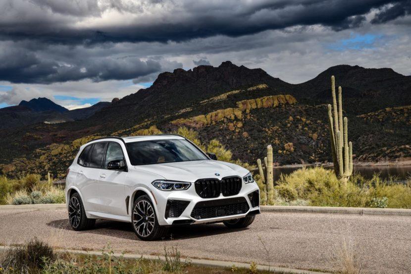 2020 BMW X5M Mineral White 45 830x553