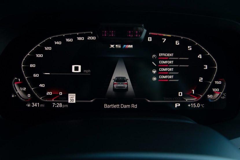 2020 BMW X5M Tanzanite Blue II 115 830x553