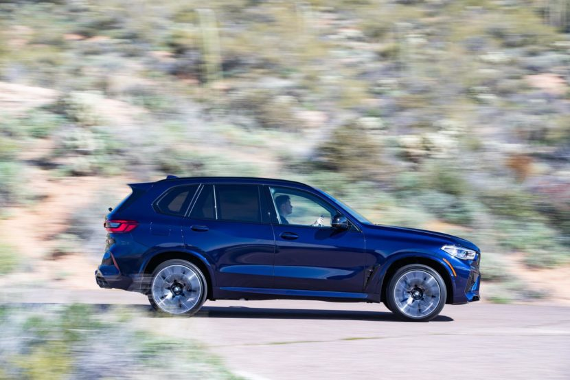 2020 BMW X5M Tanzanite Blue II 36 830x553
