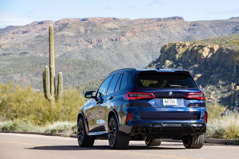 2020 BMW X5M Tanzanite Blue II 69 830x553