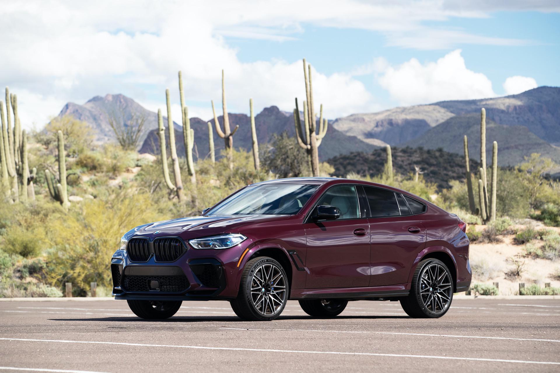 2020 BMW X6 M Ametrine 68
