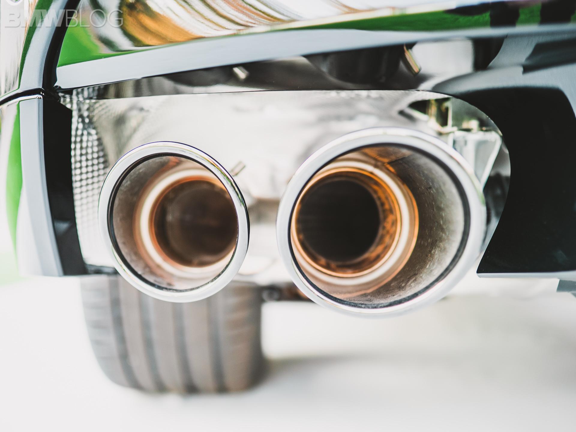 2020 BMW X6M Competition Carbon Black 14