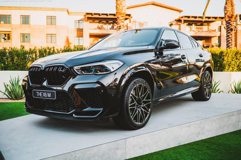 2020 BMW X6M Competition Carbon Black 16 830x553