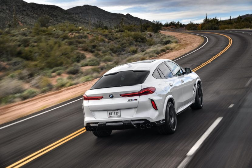2020 BMW X6M Competition Mineral White 32 830x553