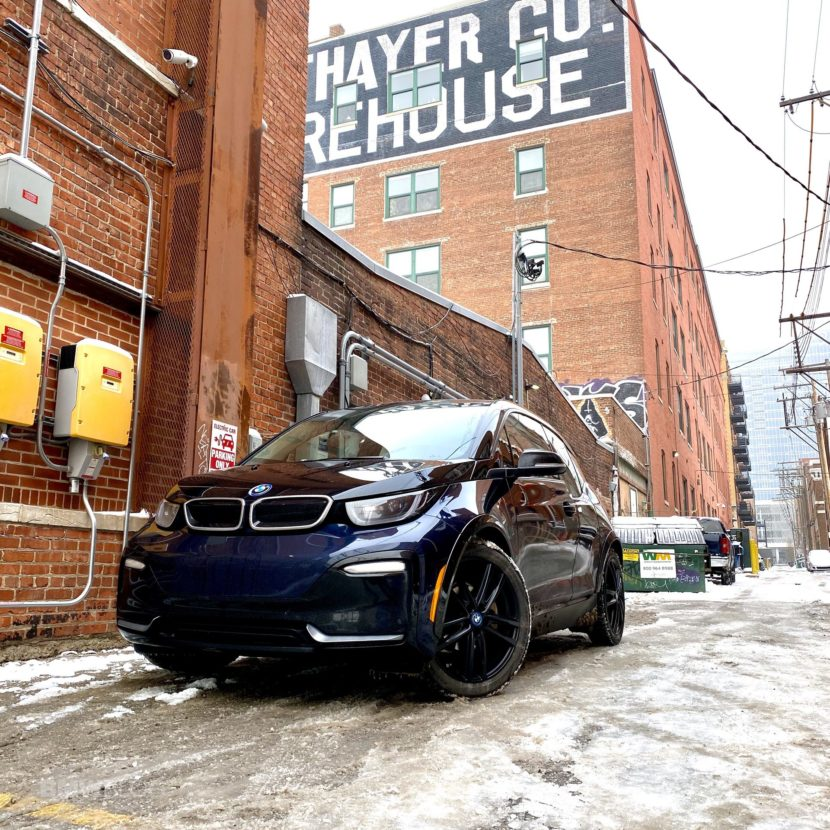 2020 BMW i3 winter test drive review 07 830x830