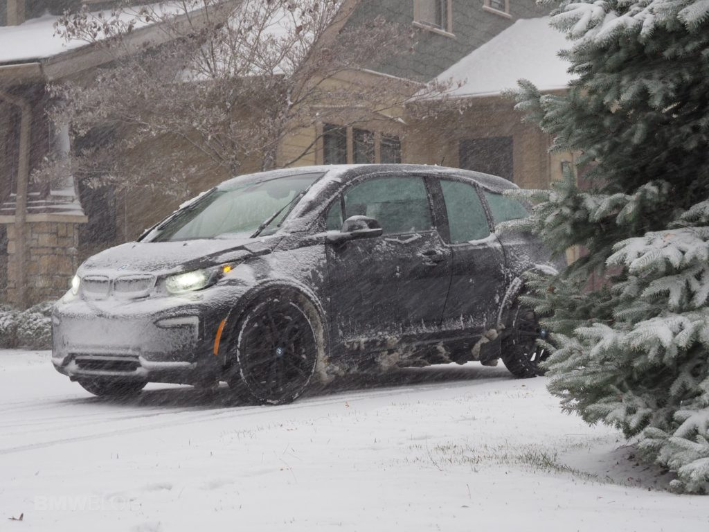 2020 BMW i3 winter test drive review 09 1024x768