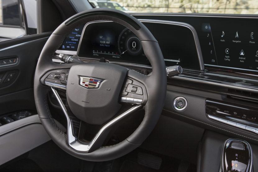 2021 Cadillac Escalade 057 830x553