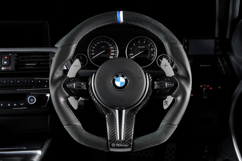 3D Design Steering Wheel 1 830x553
