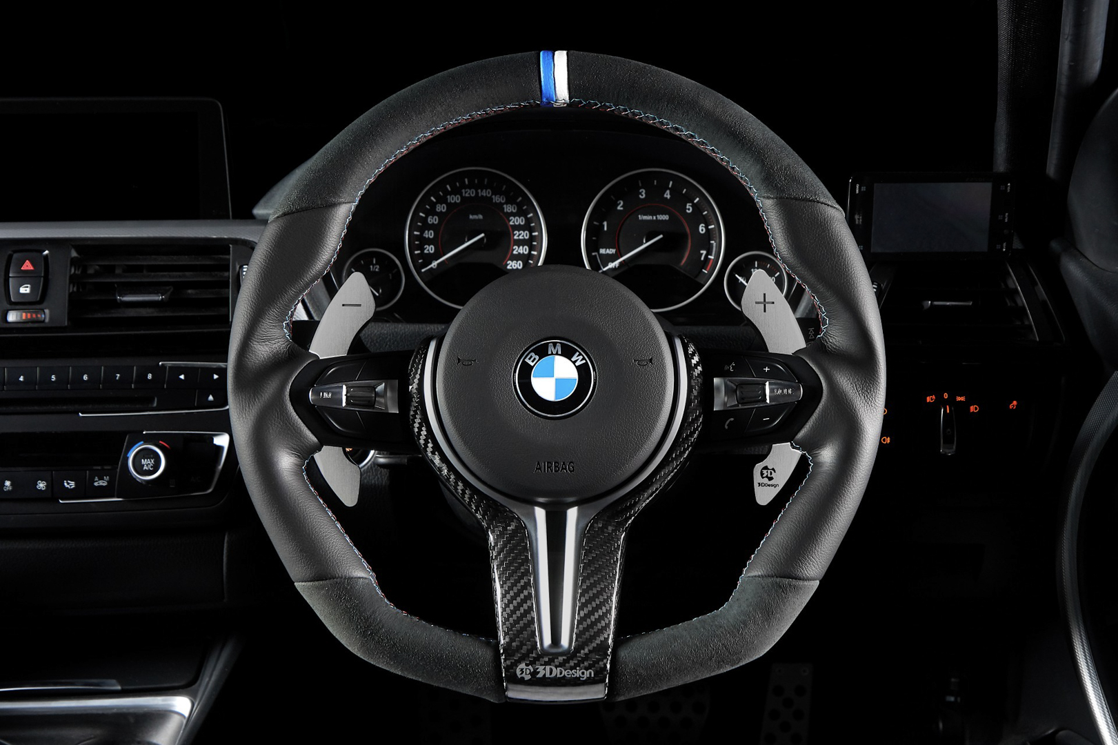 3D Design Steering Wheel 1