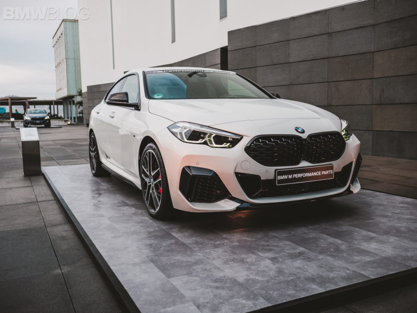 BMW 2 Series Gran Coupe images 10 830x623