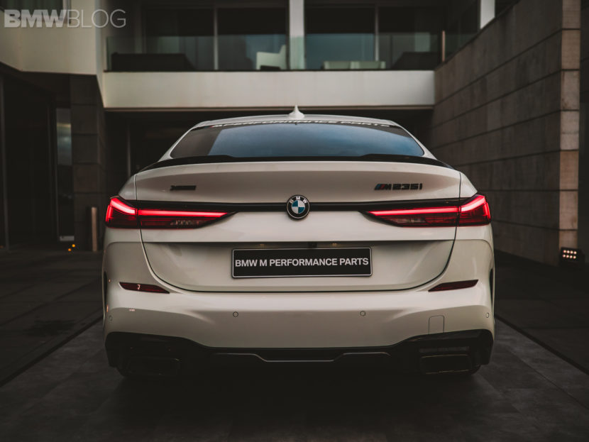 BMW 2 Series Gran Coupe images 14 830x623