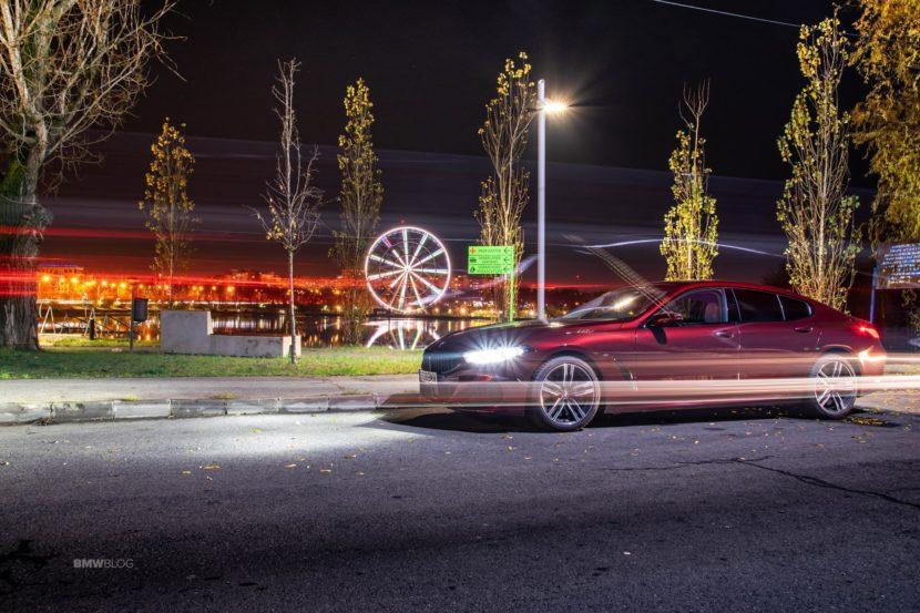 BMW 840d Gran Coupe test drive 03 830x553