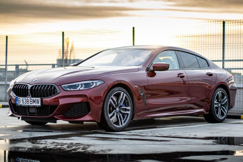 BMW 840d Gran Coupe test drive 77 830x553