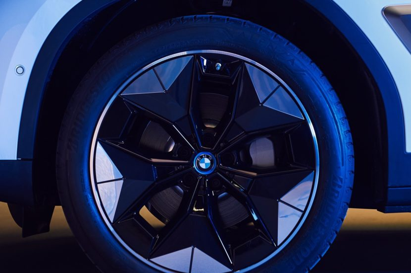 BMW Aerodynamic Wheel bmw ix3 01 830x553