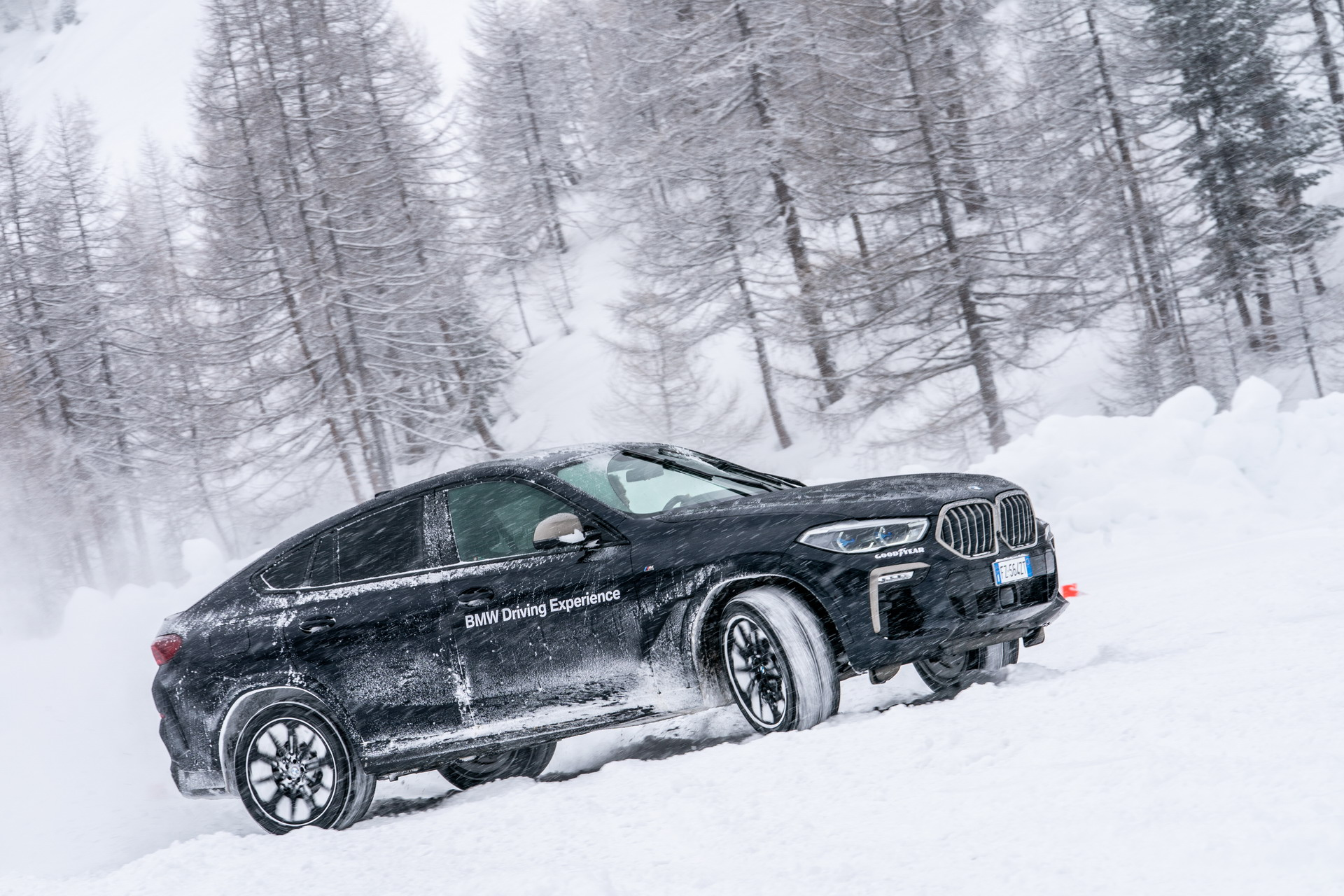 BMW Driving Experience in Italy: Taste the Snow in Performance BMWs