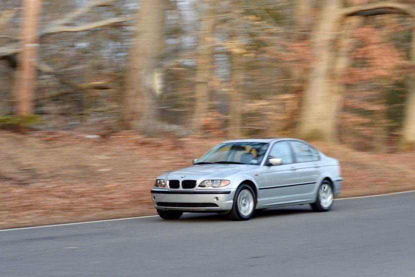 BMW E46 3 series history 00 830x553