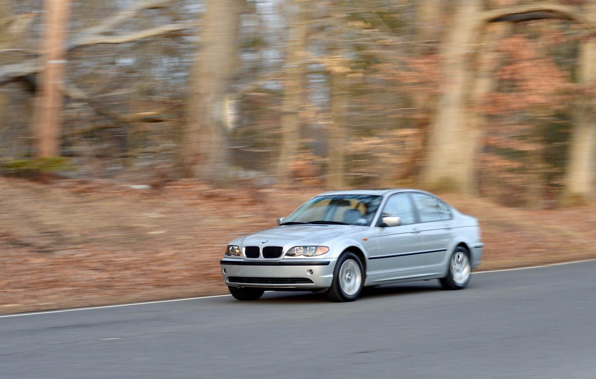 BMW E46 3 series history 00