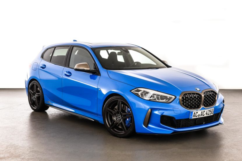 BMW M135i xDrive with AC Schnitzer parts 1 830x554