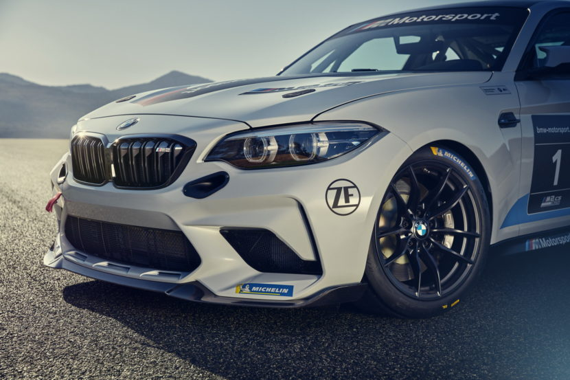 BMW M2 CS Racing makes racing debut in North America 6 830x553