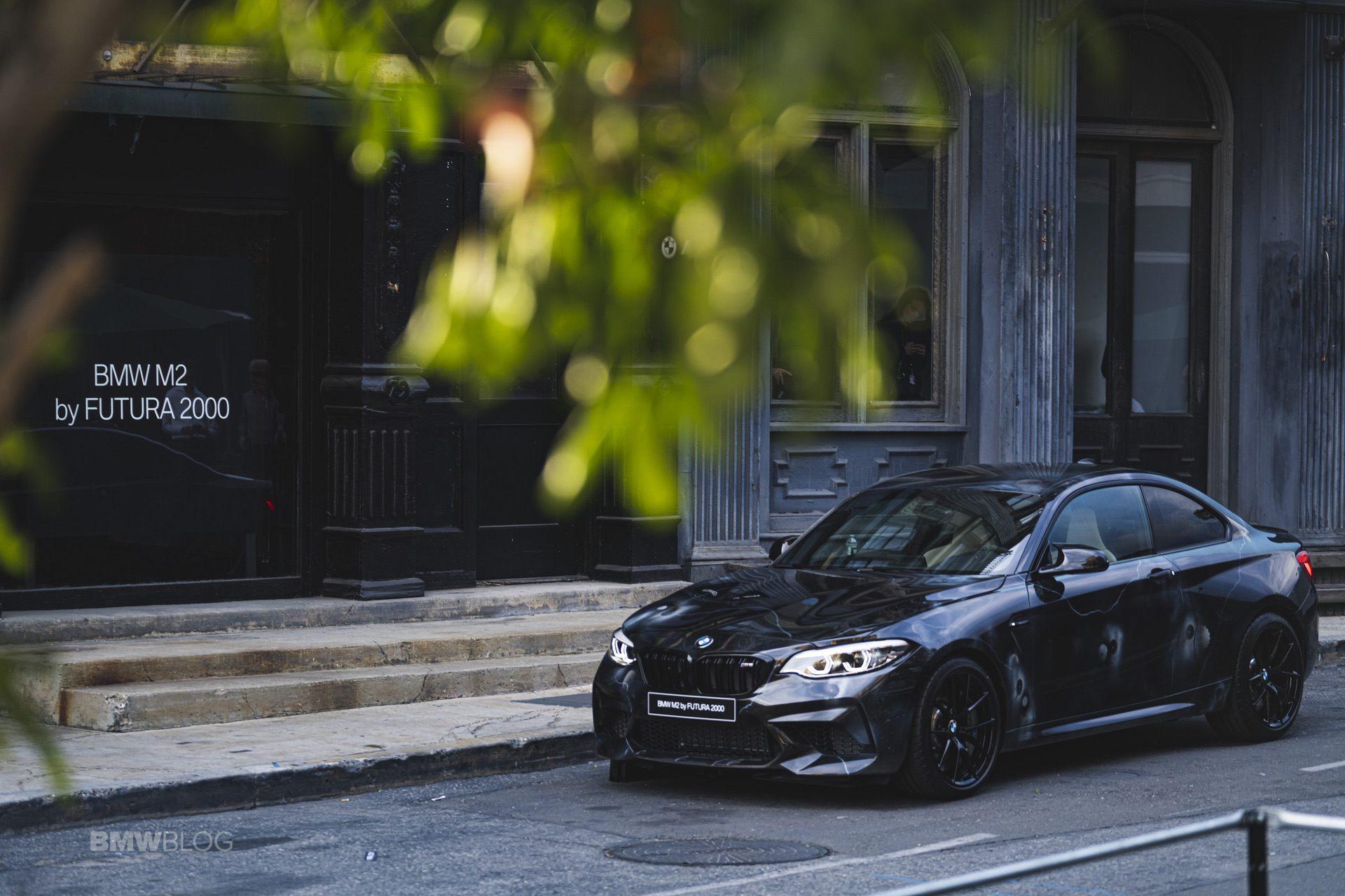 BMW M2 Competition Travis Scott 31