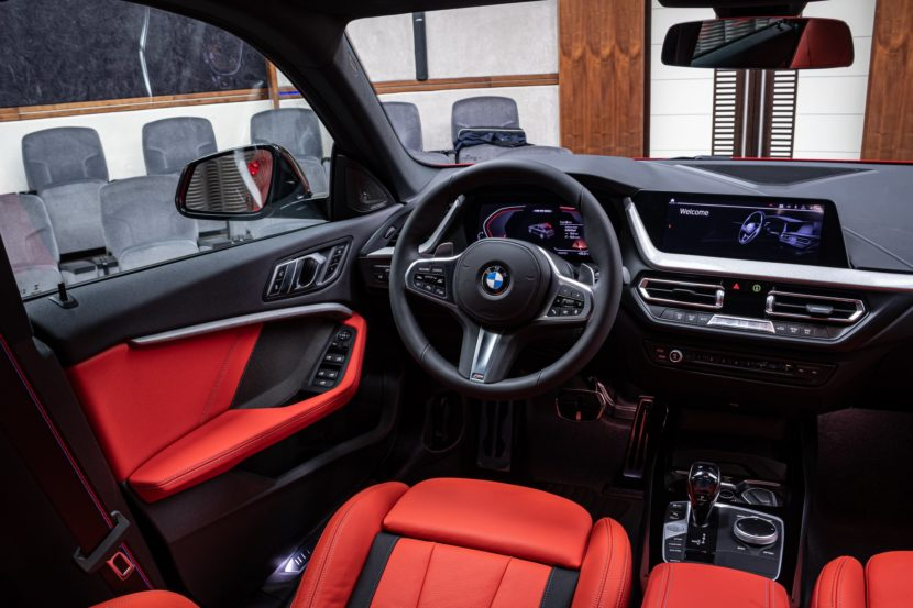 BMW M235i xDrive F44 in Melbourne Red metallic 11 830x553