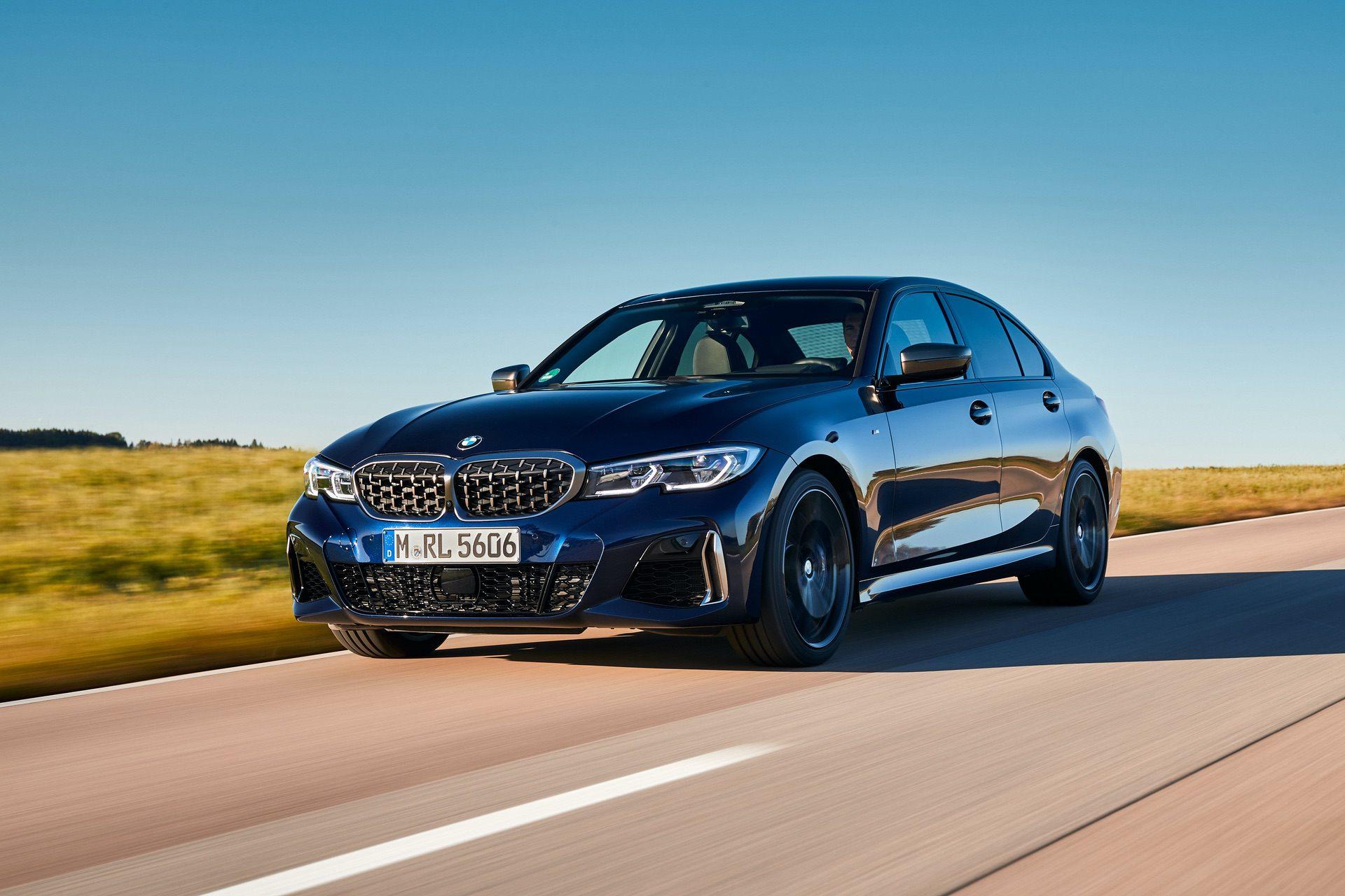 BMW M340d sedan 03