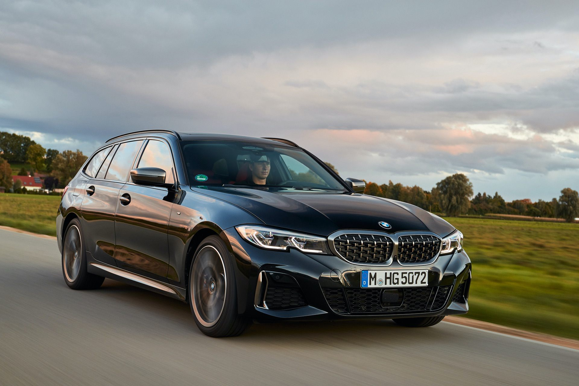 The BMW M340d is the fastest diesel-powered car in the UK