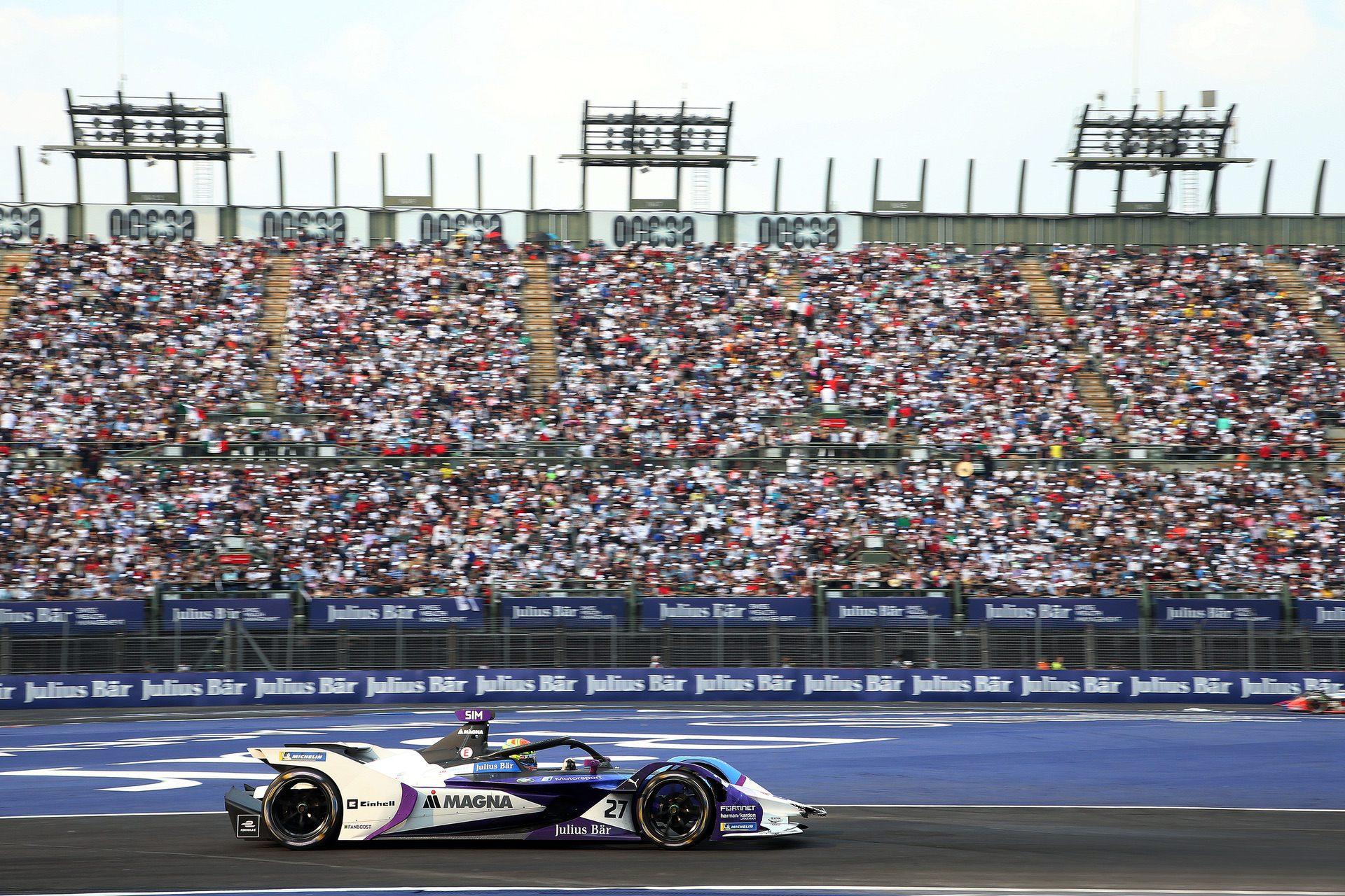 BMW Mexico e prix formula e 01