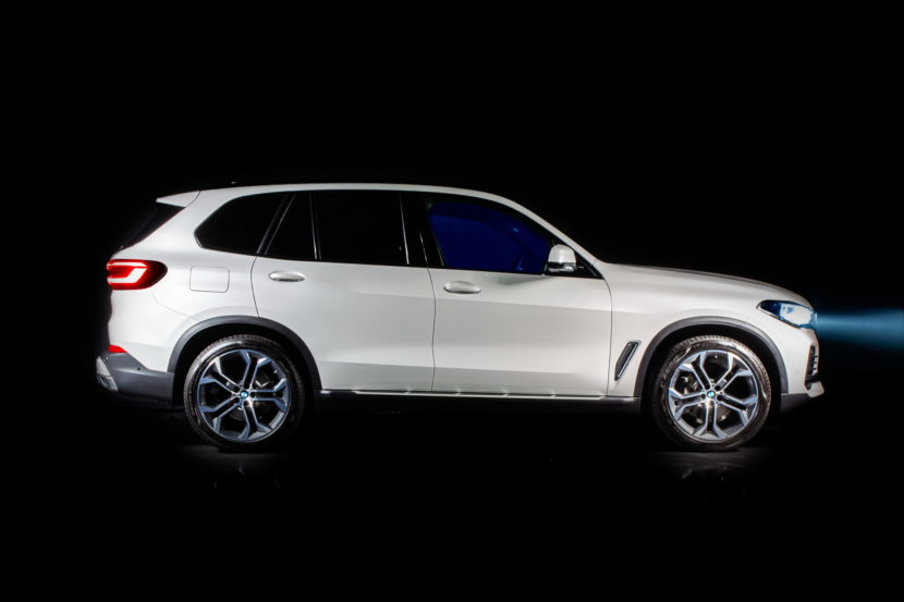BMW X5 Timeless Edition 25 830x553