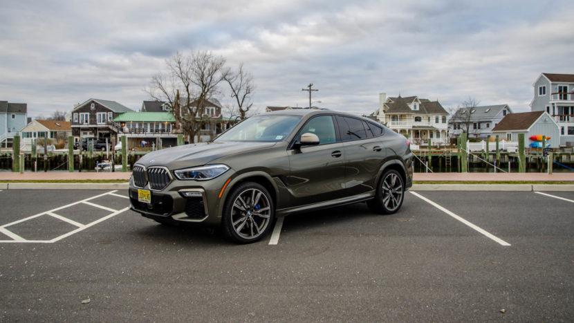 BMW X6 M50i 1 830x467