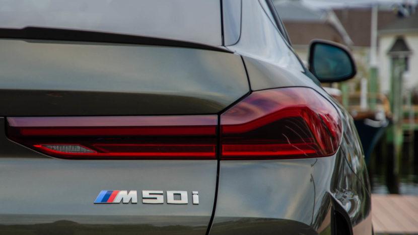 BMW X6 M50i 20 830x467