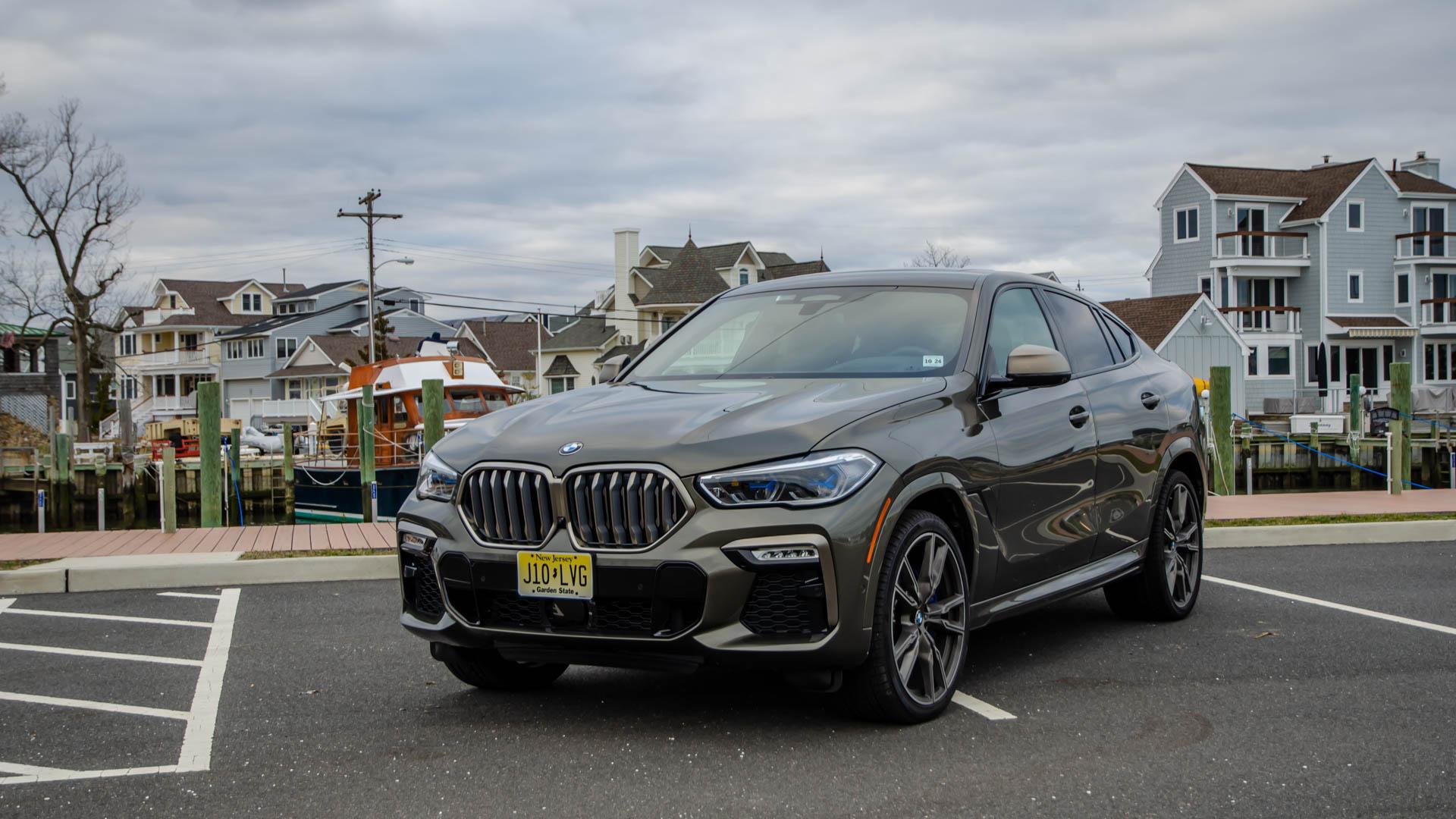 BMW X6 M50i 3