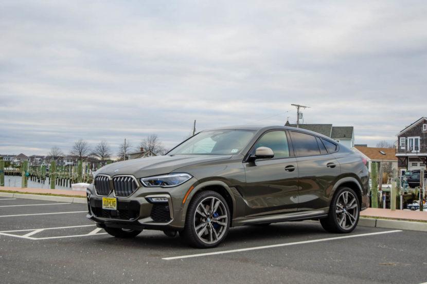 BMW X6 M50i 7 830x553