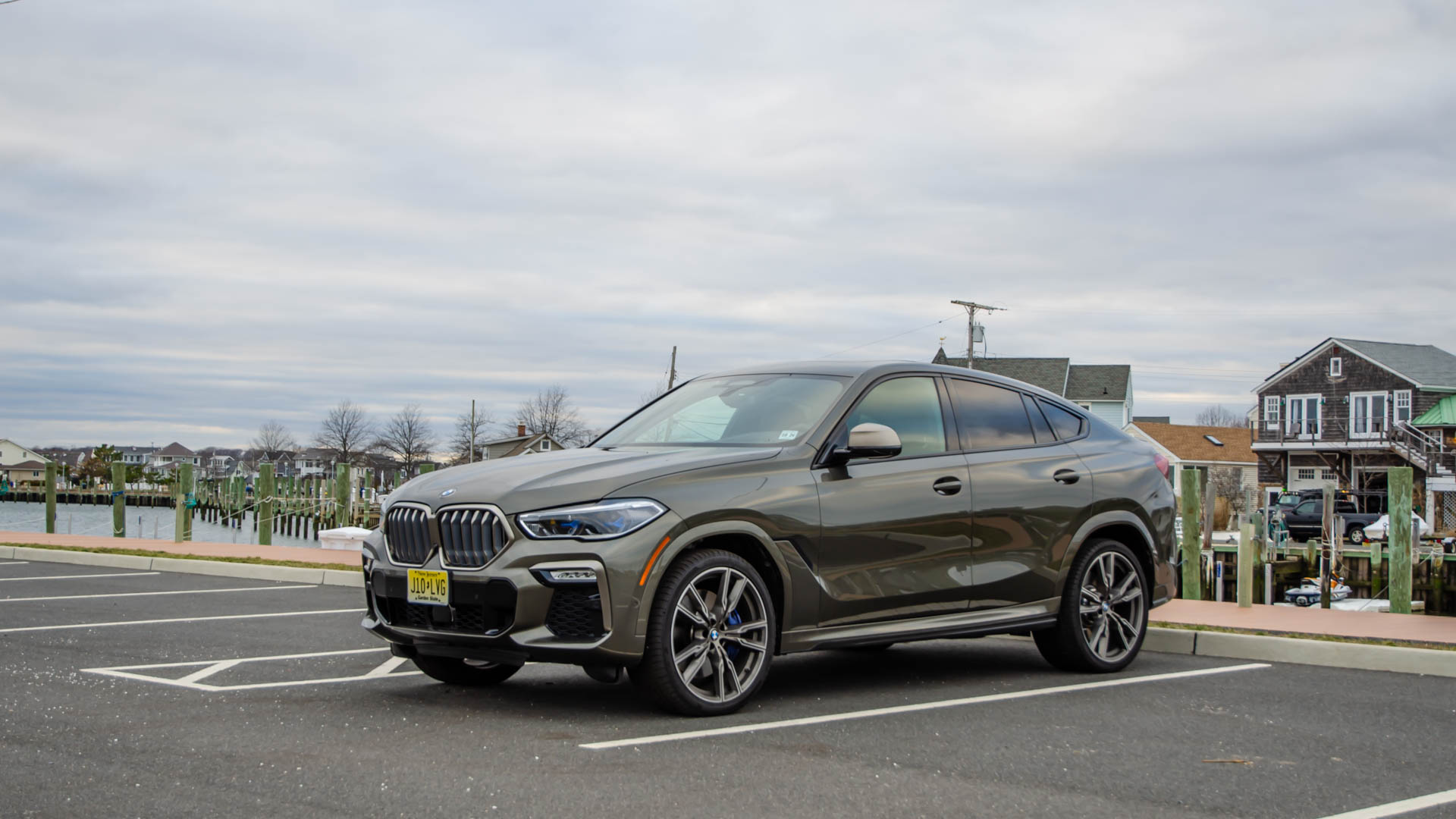 Test Drive 2020 Bmw X6 M50i Style Doesn T Need To Make Sense