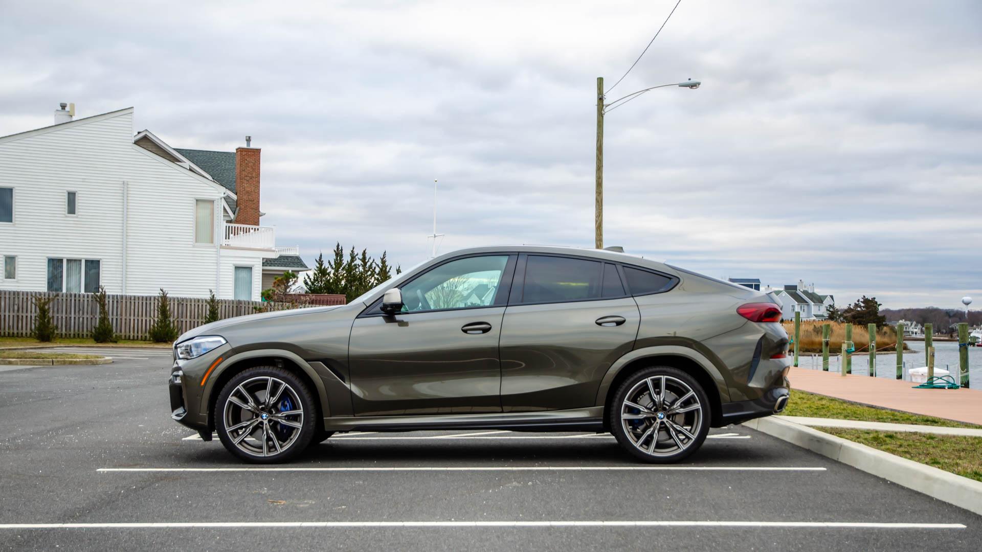 BMW X6 M50i 8
