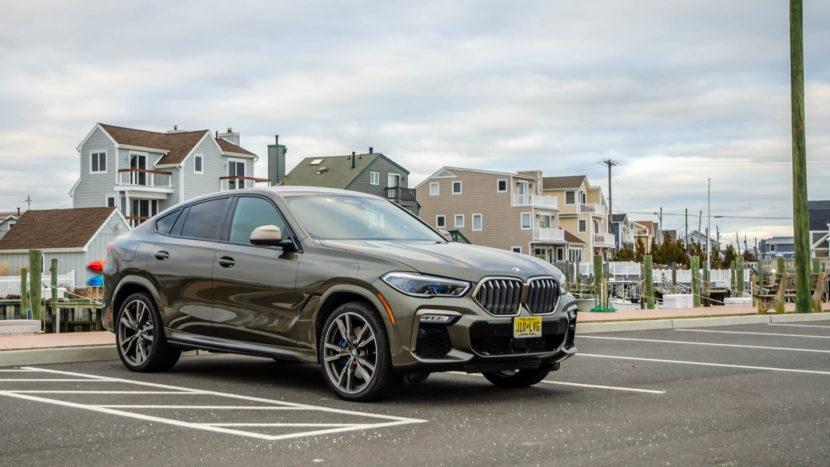 BMW X6 M50i 9 830x467