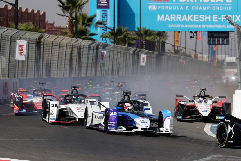 BMW i Andretti Motorsport in Marrakesh 00 830x553