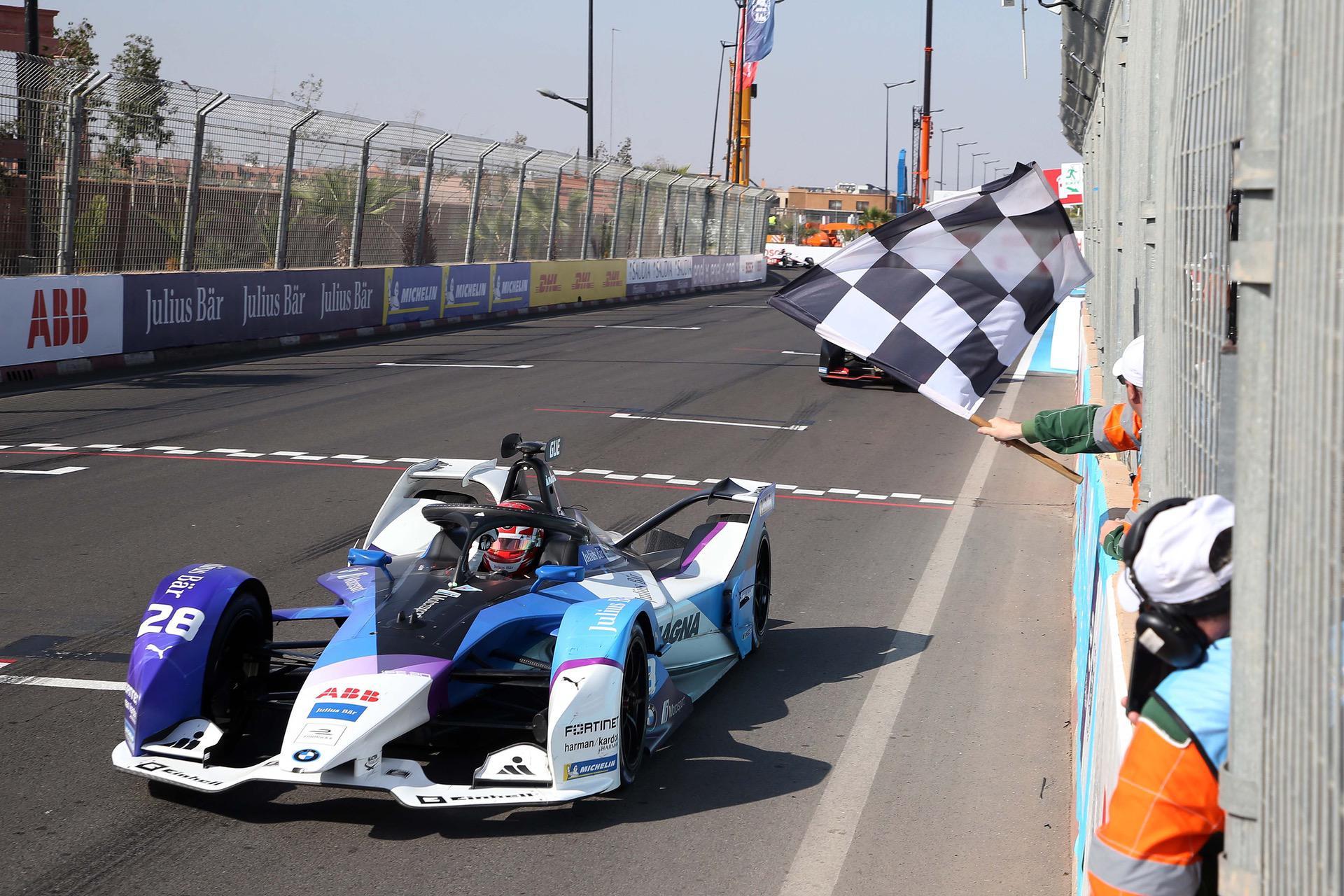 BMW i Andretti Motorsport in Marrakesh 05
