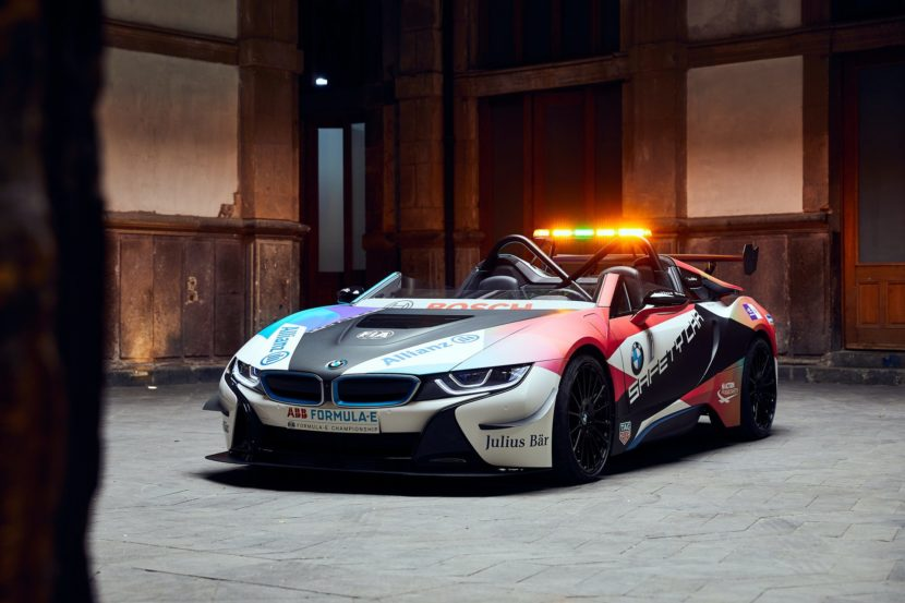 BMW i8 safety cars formula e 01 830x553