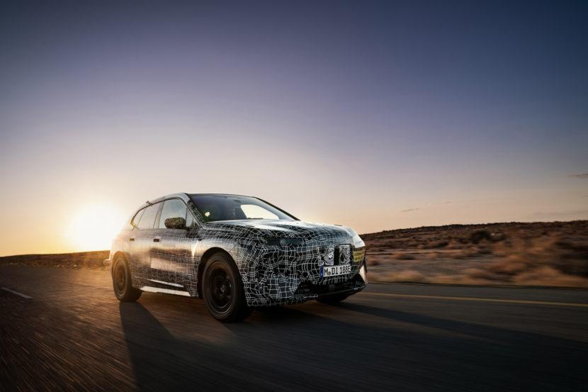 BMW iNEXT Kalahari Testing 1 830x553