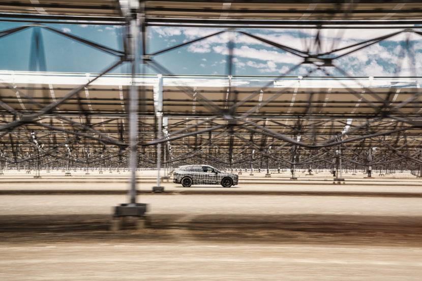 BMW iNEXT Kalahari Testing 5 830x553