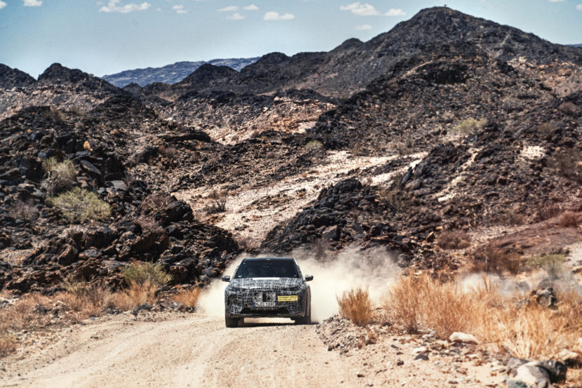 BMW iNEXT Kalahari Testing 7 830x553