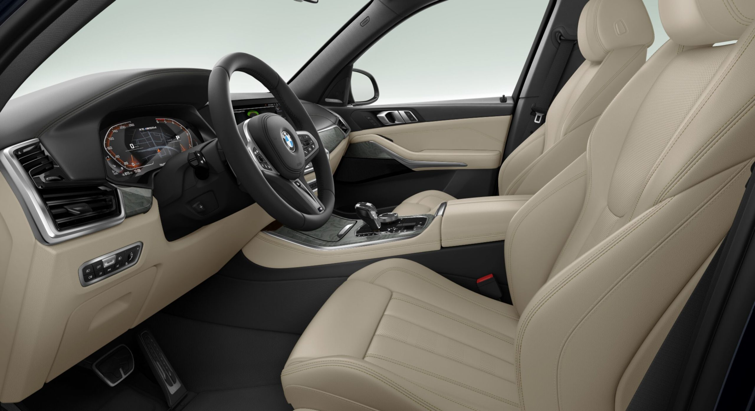 New Bmw Individual Leathers And Trims Added To X5 X6 And X7
