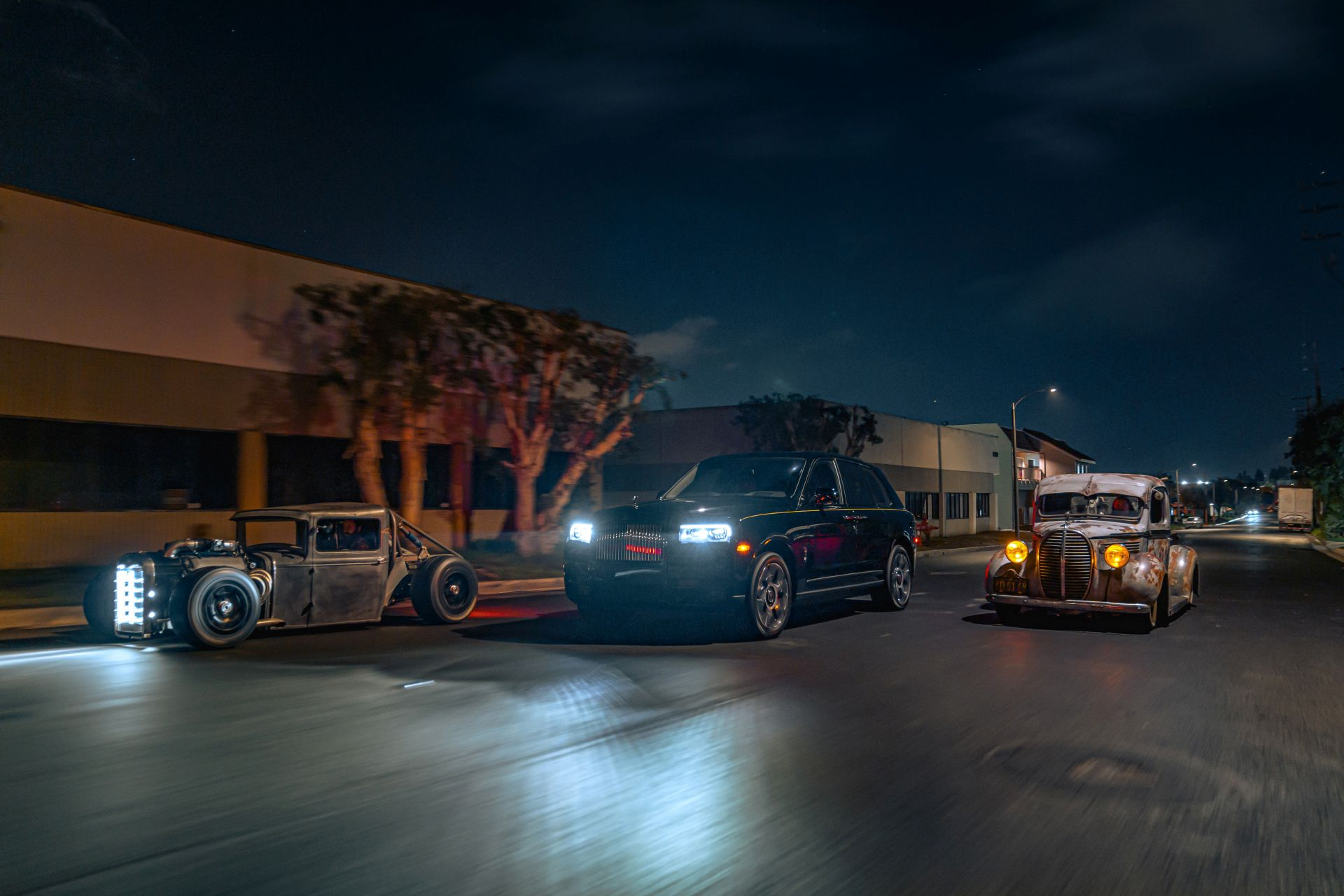 Rolls Royce Cullinan Black Badge King of the Night 13