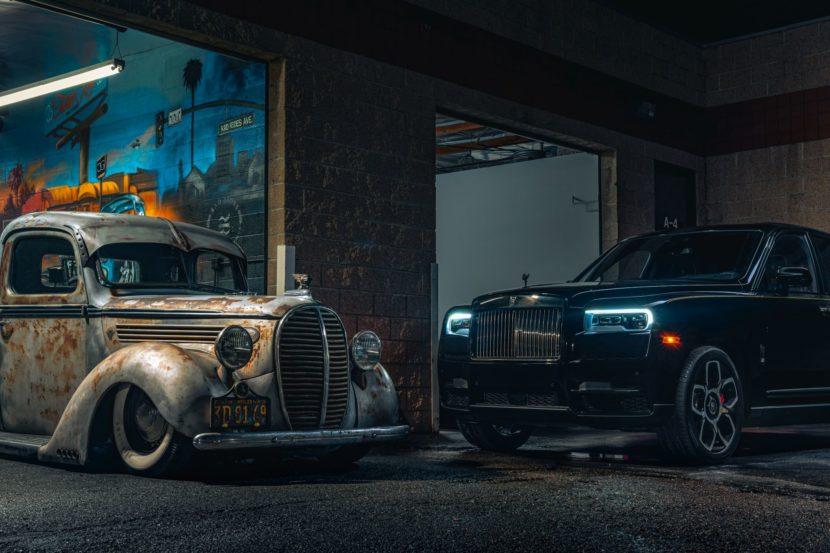 Rolls Royce Cullinan Black Badge King of the Night 4 830x553