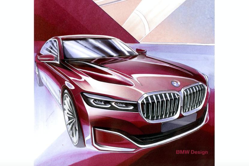 Report: BMW still debating naming convention for upcoming i7 EV