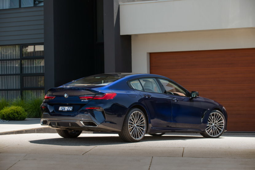 The All New BMW 840i AU Model 14 830x554